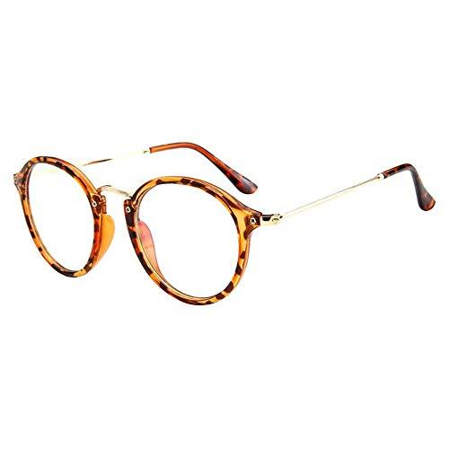 Shuxinmd Leichtes Brillenzubehör Art- und Weisemädchen-Frauen klare Linsen-Brille Specs-einfache Brille KEIN Grad Vielzahl von Typen