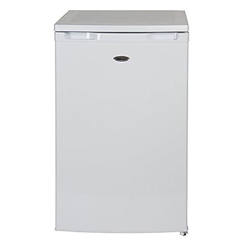 Igenix IG350F Under Counter Freezer, 50 cm, White