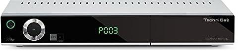 TechniSat TechniStar S1+ Satelliten-Receiver (HD+, TV/Radio Programm, SFI, ISIPRO, DVR-Rready, CI+)