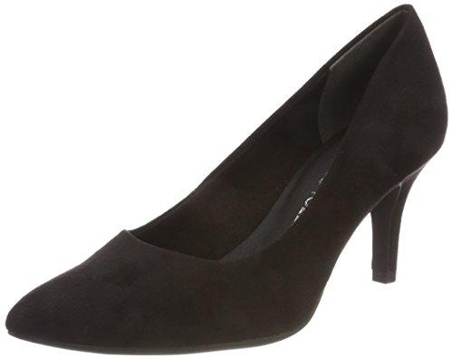 Marco tozzi 22452, scarpe con tacco donna, nero (black), 38 eu