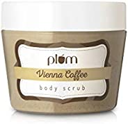 Plum Vienna Coffee Body Scrub, 200 ml
