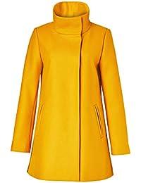 Hallhuber mantel gelb