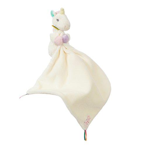 Aurora World Lil 'Sparkle Baby Unicorn Plüsch Decke (Aurora Tröster)