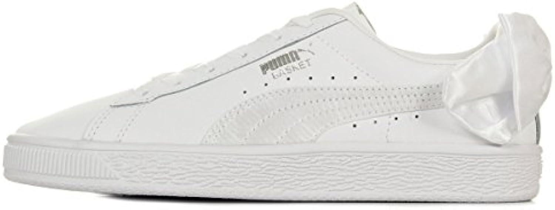 Puma Basket Bow Jr 36732101, Deportivas  Zapatos de moda en línea Obtenga el mejor descuento de venta caliente-Descuento más grande