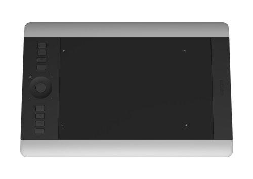 Wacom Intuos Pro Medium-ES - Bolígrafo para pantalla táctil, color negro y...