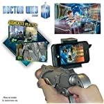 Doctor Who Electronic Q.L.A. Anti-Time Device and Cleric Wars App Game