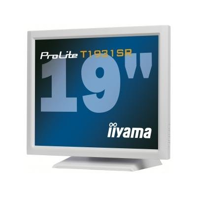 Preisvergleich Produktbild iiyama ProLite T1931SR-W1 Touchscreen (weiß)