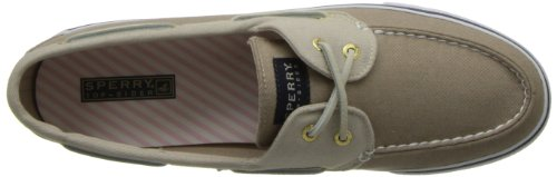 Sperry Top-Sider  Bahama 2-eye, Chaussures À lacets femme Marron - marron