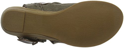 Blowfish Brisa, Spartiates femme Brown (brown/whisky)