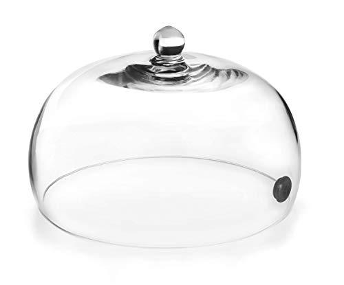 Lacor 61816 Campana ahumadora, Ø 22x15 cm, Cristal