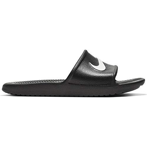 Nike Jungen Kawa Shower (GS/PS) Dusch- & Badeschuhe, Schwarz (Black/White 001), 31 EU