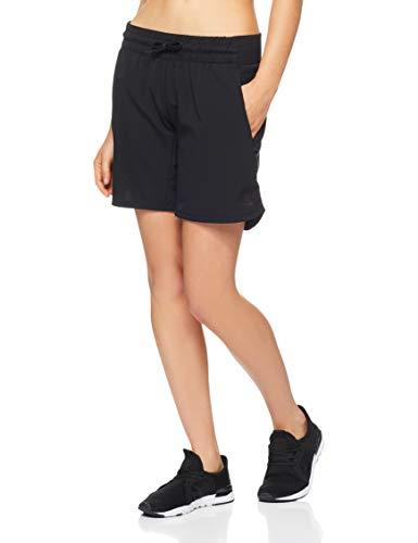 adidas Damen Knee Length Shorts, Black, - Short Tennis Adidas