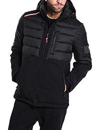 bb97e9699 Rossignol Men s RLHMJ49200 Black Polyamide Outerwear Jacket