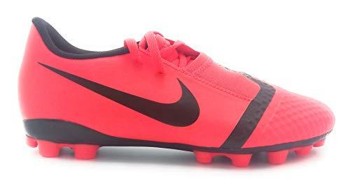 Botas de Futbol Nike JR Phantom Venom Academy AG-R NIÑO (35 EU, Rojo)