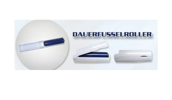 10 FUSSELROLLER FUSSELROLLE DAUERFUSSELROLLER FUSSEL BÜRSTE ROLLER ENTFERNER