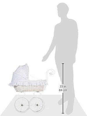 Small foot company - Legler Puppenwagen por Small foot company