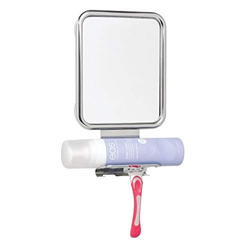 MDesign Espejo baño Metal Afeitado - Espejo Ducha
