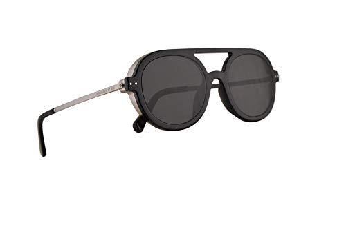 Michael Kors MK1042U Vail Sunglasses Black w/Dark Grey Lens 49mm 333287 MK 1042U