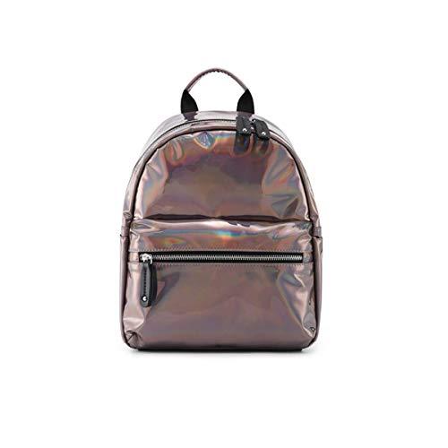 Luuna zaino resistente all'acqua in tpu per borsa da scuola universitaria per grandi donne e bambini
