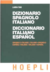 Dizionario spagnolo-italiano, diccionario italiano-espanol