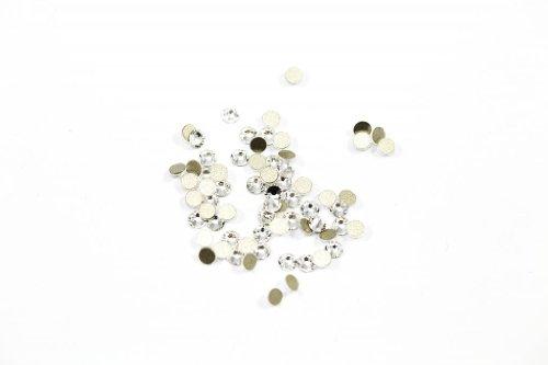 Lot de cristaux Swarovski Transparent Dos plat Utilisation sans chaleur