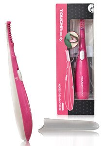 TOUCHBeauty Heated Eyelash Curler with Comb-like Heating Head by touchbeauty