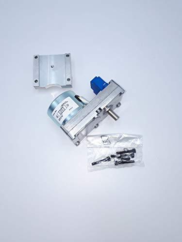 Kit sostituzione motoriduttore P.Gear New stufe a pellet Royal Palazzetti IPM TECHNOLOGIES GMFE 130001 P17W GF-64TYD
