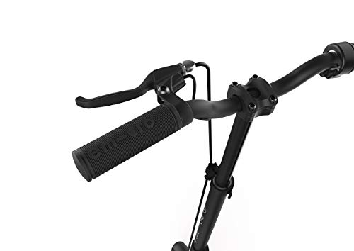 Micro emicro Condor X3 Black - Elektro Scooter