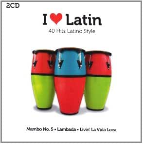 I Love Latin [Import allemand]