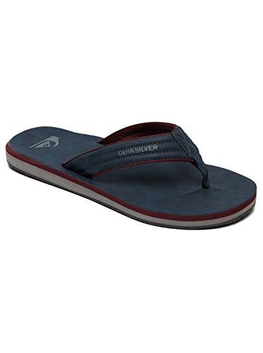 QUIKSILVER Carver Nubuck - Sandals for Men - Sandalen - Männer - EU 41 - Blau