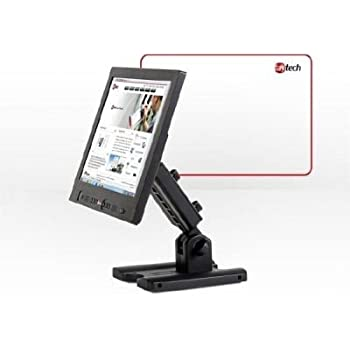 "Faytech FT0100TMB Écran LCD-TFT 26,4 cm (10"") Format Widescreen Temps de réponse 6 ms VGA/HDMI Écran tactile Noir (Import Allemagne)"