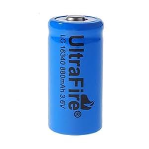 Obtenir Lc-16340 3.6V 880mAh piles au lithium rechargeables (4-pack)