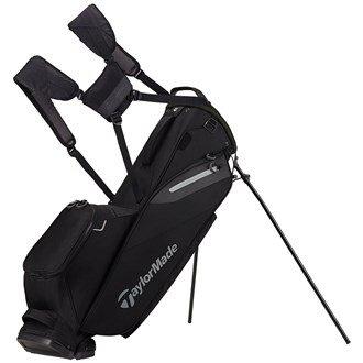 TaylorMade Flextech Lite Tasche für Golfschläger, Herren Einheitsgröße Schwarz