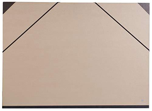 Clairefontaine 44400C - Carpeta de dibujo de cartón kraft, 52x72 cm