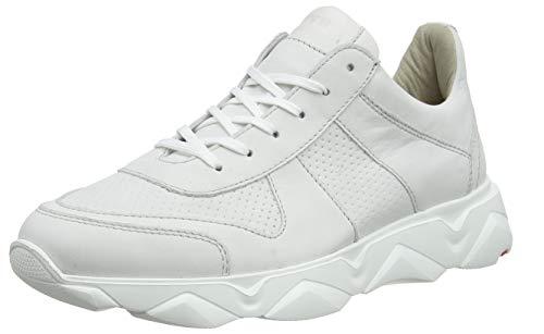 LLOYD Herren Aspen Sneaker, Weiß (Bianco/Offwhite 1), 46 EU -