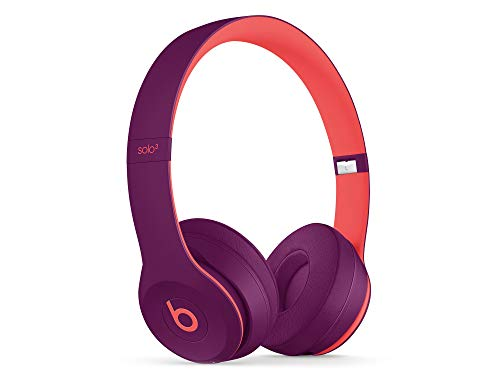 Preisvergleich Produktbild Beats Solo3 Wireless On-Ear Kopfhörer – Beats Pop Collection – Pop Magenta