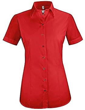 GREIFF - Camisas - Clásico - Manga corta - para mujer