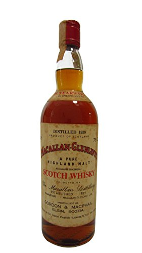 Macallan - Pure Highland Malt - 1938 35 year old Whisky