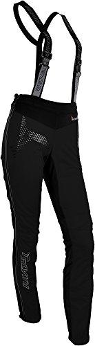 SILVINI Damen Sport Hose Pro Forma, Black, S, 3212-WP323-08002