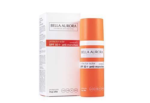 Protector Solar Facial Anti-Manchas para Piel Normal o Seca