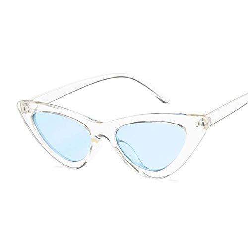 Vintage Cateye Sonnenbrille Frauen Sexy Retro Kleine Cat Eye Sonnenbrille Markendesigner Bunte Brillen Für Weibliche Oculos De Sol Libbey Mini