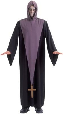 Costume uomo esorcista prete (Priest Costume)