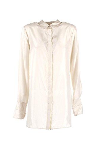 Camicia Donna Pennyblack 42 Bianco Eden Autunno Inverno 2015/16