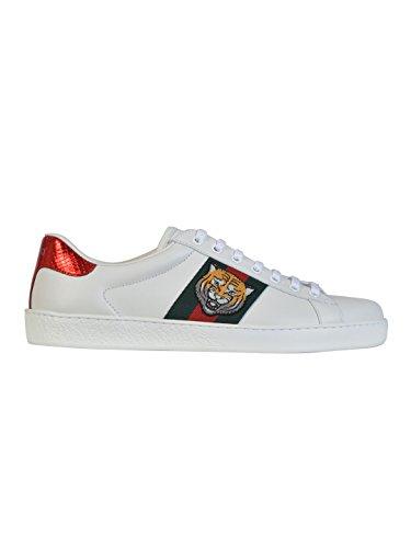 gucci-homme-457132a38g09064-blanc-cuir-baskets