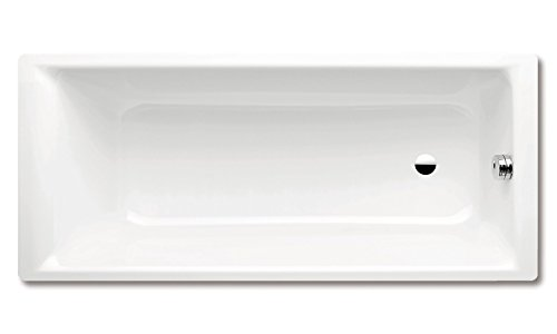 Kaldewei Stahl Badewanne Ambiente PURO 652 1700x750mm 1700x750mm alpinweiss