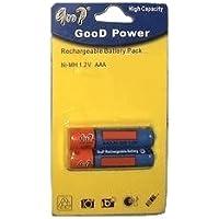 Batteria ministilo AAA Ricaricabili NI-MH 3600 mAh