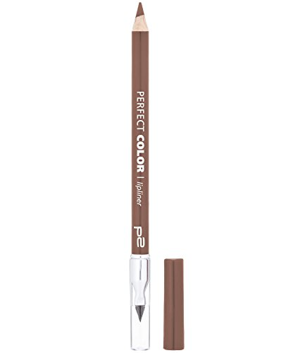 p2 cosmetics Perfect Color Lipliner 033, 3er Pack (3 x 1 g)