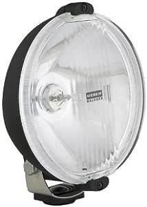 2x Halogen Fernscheinwerfer Zusatzscheinwerfer Rund 152mm Fernlicht H3 12v 24v Auto