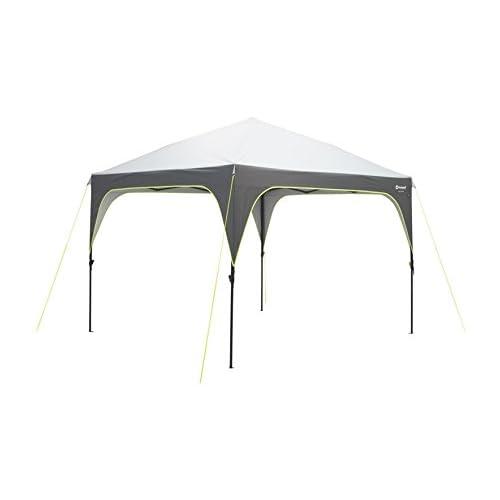 31Xa1DPml L. SS500  - Outwell Dakota Grey Tent Gazebo 3x 3x 3.2m