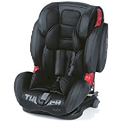 Be Cool by Jane Seggiolino auto isofix Thunder SPS Memory gruppo 1-2-3 (9-36 kg) BlackCrown 2018